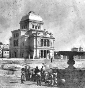 Tempio Maggiore RM 1 (quadro)